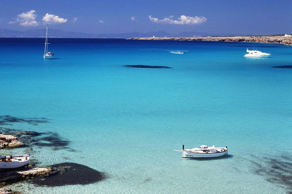 Isla de Espalmador - Formentera