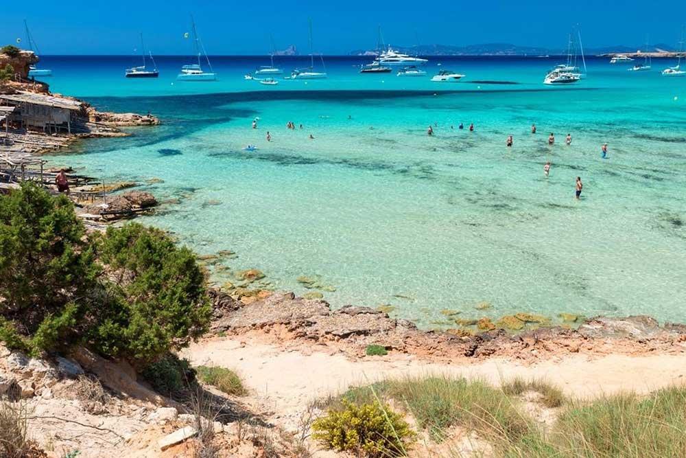 Cala Soana - Formentera